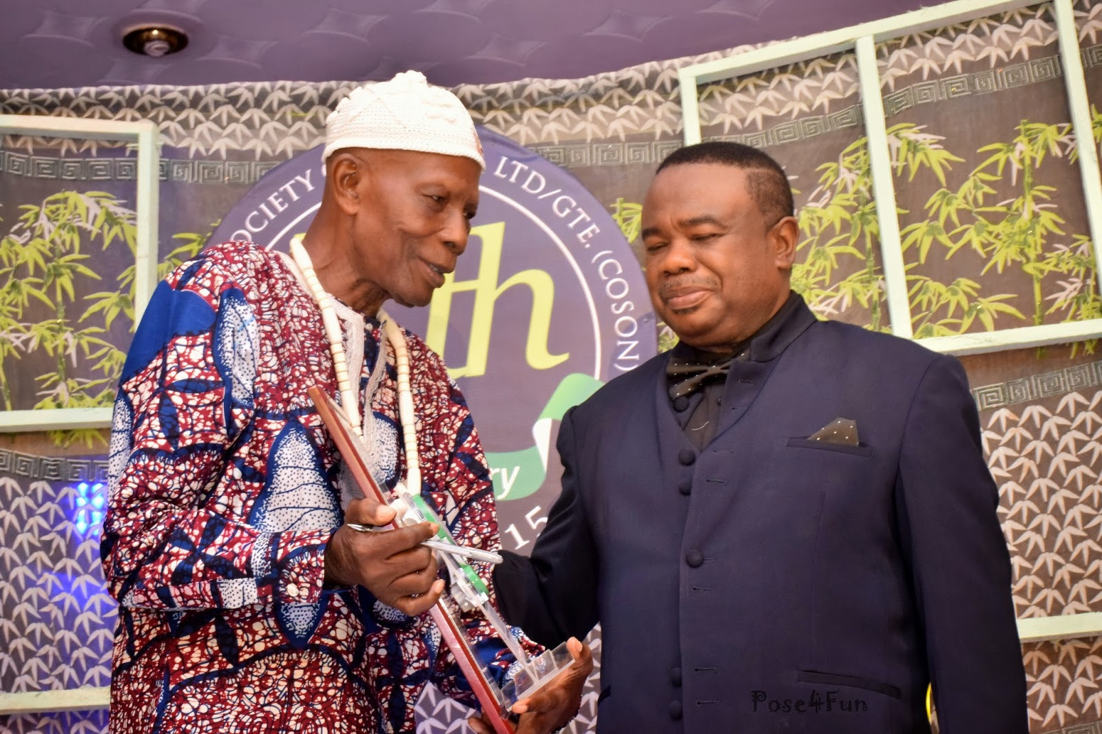 EMMANUEL NTIA, COSON OLDEST MEMBER, PASSES ON